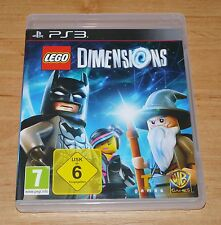 Lego dimensions Game for Sony PS3 Playstation 3
