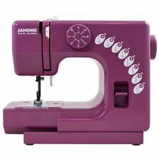 Janome Merlot Sew Mini Portable Sewing Machine