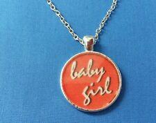 BDSM Baby Girl Necklace Pendant Kinky Fetish Lifestyle Daddy's Babygirl