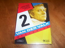 VAN DER VALK MYSTERIES SET 2 DVD British Crime Series 2 DVDs Set NEW & SEALED