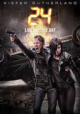 24: Live Another Day (DVD, 2014, 4-Disc Set) Brand NEW !  Free Shipping