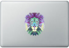 "Lion King of Jungle Color Laptop Apple Sticker Macbook Air/Pro/Retina 13""15"