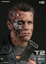 Terminator 2 Judgment Day: T-800 Battle Damaged Version 1/4 Scale - Enterbay