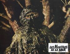 DOUG McLURE ANN TURKEL HUMANOIDS FROM THE DEEP 1980 2  VINTAGE LOBBY CARDS