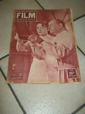 FILM MAGAZINE,1948,Il segnale rosso Le signal rouge,Erich von Stroheim,Neubach