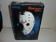 friday the 13th part 3 jason voorhees 12'' sideshow collectibles 2004 7301
