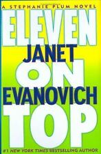 Stephanie Plum: Eleven on Top 11 by Janet Evanovich (2005, Hardcover)