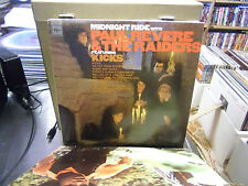 Paul Revere & The Raiders Midnight Ride LP 1966 Columbia Records VG+ Mono 2 EYE
