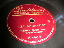 6/4l Hawaiian Guitar DUETTO FERERA Franchini-One, two, three, four