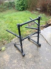 Free p&p. roland rack frame for electronic drum kit. moderne type.