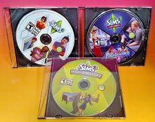 Sims 3, Late Night, + High End Loft (Windows/Mac, 2009) PC Computer 3 Games