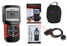 EOBD OBDII OBD2 Car Scanner Diagnostic Live Data Code Reader Check Engine Tool