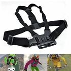 Adjustable Chest Body Strap Belt Mount Harness For GoPro Hero 1 2 3 3+ 4 Camera