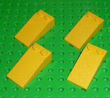 Lego-Jaune-pente, 18% 2 x 4-x 4 (30363) sl182