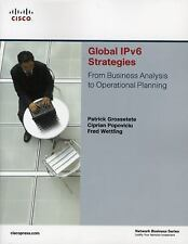 Global IPv6 Strategies: From Business Analysis to Operational Planning-ExLibrary
