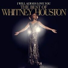 I Will Always Love You: The Best of Whitney Houston by Whitney Houston (CD,...