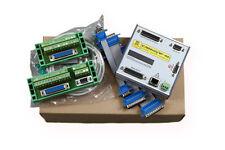 Controllo CNC 4 assi di connessione tramite rete incl. MACH 3 versione completa fresatura