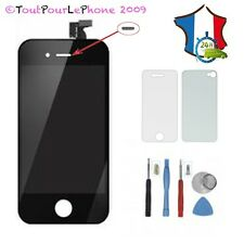 ECRAN LCD+TACTILE+SUPPORT ASSEMBLE POUR IPHONE 4S +CADEAU