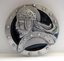 Buckle Keltischer Krieger, Wikinger, Odin, Walhalla, Gürtelschnalle