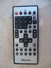 MEMOREX MVUC821 TV / DVD / RADIO REMOTE CONTROL ORIGINAL