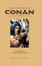 The Barry Windsor-Smith Conan Vol. 2 by Roy Thomas (2010, Hardcover)