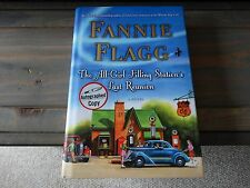 NEW SIGNED The All-Girl Filling Station's Last Reunion Fannie Flagg AUTOGRAPHED