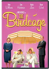 The Birdcage Robin Williams, Nathan Lane,  Mike Nichols DVD  LGBT Comedy NEW BAM