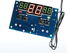 12V Intelligent Digital Led Thermostat -9°C - 99°C Temperature Controller