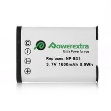NP-BX1 NPBX1 Battery for SONY Type X Cyber-shot DSC-RX100 II RX1 HDR-AS15 AS10