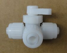 "Flair-It RV Water Line 3 Way Valve, All are 1/2"" pex."
