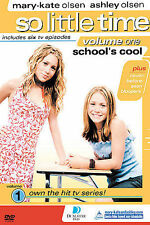 So Little Time - School's Cool (DVD, Vol. 1) by Mary-Kate and Ashley