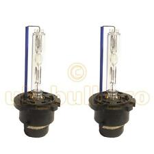 2x D2S REPLACEMENT 4300K XENON BULBS FACTORY FITTED TO Vauxhall MODELS