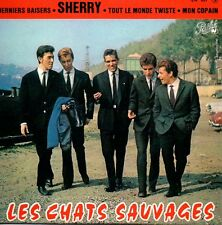 ★☆★ CD Single   Les CHATS SAUVAGES Sherry - EP 4-track CARD SLEEVE 532 303 3 ★☆★