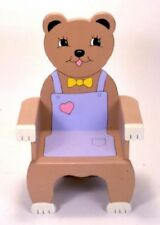 Woodworking Blueprint Plan To Build A Child's Teddy Bear Chair