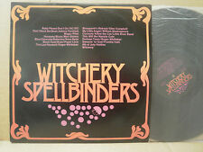 WITCHERY SPELLBINDERS - AC/DC PILOT FARNHAM W. SHAKESPEARE HOLLIES...1975 RARE!!