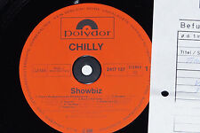 CHILLY -Showbiz- LP 1980 Polydor Archiv-Copy mint