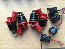 JECS Genuine OEM Fuel Injectors Set SR20DE 2.0L KA24DE 2.4L G20