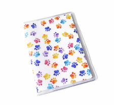 Dog Paws Passport Cover