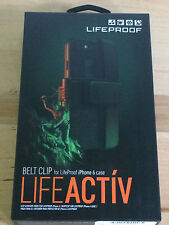 LifeProof LIFEACTIV Belt Clip for iPhone 6/6s nuud and fre models 100% Authentic