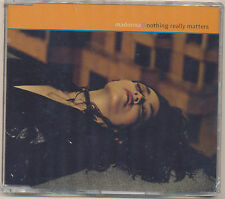"Madonna U.K. Single CD ""Nothing Really Matters"" +2, WB 44623, SEALED"