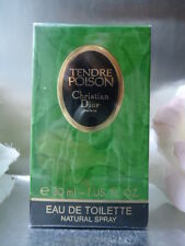 Poison Tendre Christian Dior Eau de Toilette ml 30 spray  Old formula