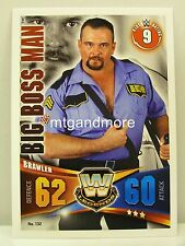 Slam Attax Rivals - #132 Big Boss Man