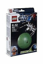 Lego ® Star Wars set (9677) X-Wing Starfighter & Yavin 4