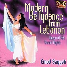 Modern Bellydance from Lebanon: Queen of the Desert Nights, New Music