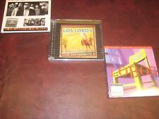 LOS LOBOS MFSL SACD AUDIOPHILE SET Good Morning Aztlan - KIKO - BY LIGHT OF MOON
