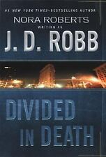 Divided in Death, J.D. Robb, 0399151540, Book, Acceptable