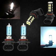 Combo 9006-Halogen 9005-LED Samsung 30 SMD Headlight White Bulb High Low Beam