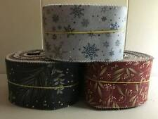 Moda TOWN SQUARE Scrap Bag Quilt Fabric Strips SB0187 By Holly Taylor