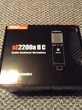 Brand New unopened sE Electronics sE2200A II C Condenser Studio Microphone