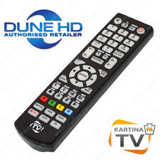 ***2017*** NEW Kartina TV Dune HD Remote Control Original